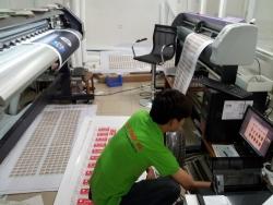 Làm giàu từ nghề in ấn