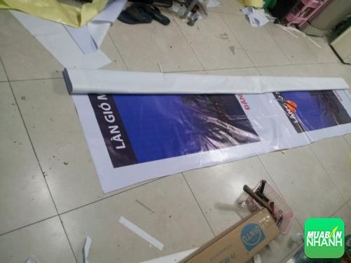 Bạt in hiflex quảng cáo khổ lớn từ máy in quảng cáo