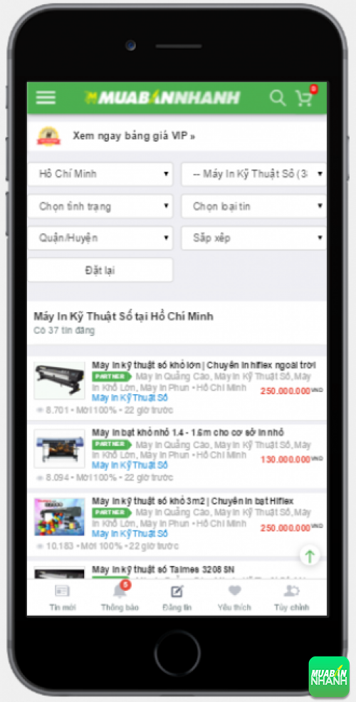 Tìm kiếm và chọn mua máy in lụa kỹ thuật số