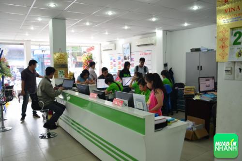 Khách hàng - công ty in ấn; mối quan hệ công ty và người đặt hàng in