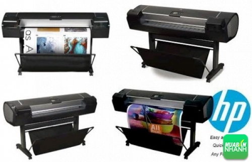 Máy in khổ lớn HP Designjet Z5200 PostScript® Printer