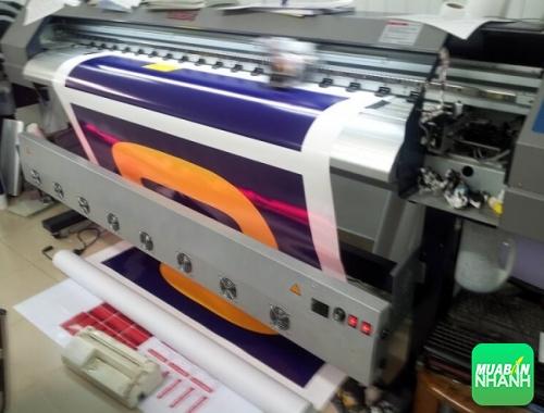 Hiện nay nhiều người tìm mua máy in Decal khổ lớn để phục vụ nhu cầu in ấn của mình.