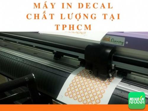 Sản phẩm được in bởi máy in Decal khổ lớn chất lượng với công nghệ hiện đại nhất hiện nay.