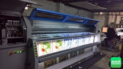 Máy in quảng cáo in UV trên kính chất lượng cao